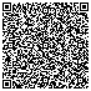 QR-код с контактной информацией организации Теремок (Teremok), ЧП