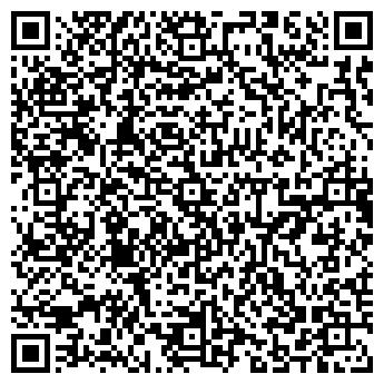 QR-код с контактной информацией организации Подсолнух, ЧП