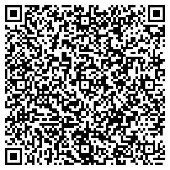 QR-код с контактной информацией организации Бджилка,СП