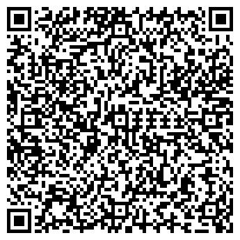 QR-код с контактной информацией организации Август-Кий, ООО