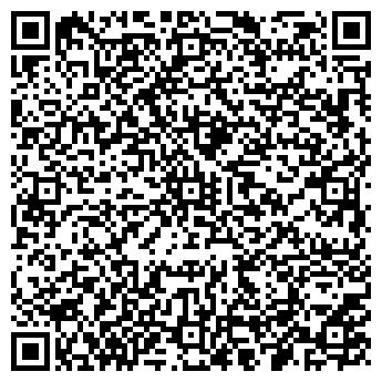 QR-код с контактной информацией организации Асирис, ЧП