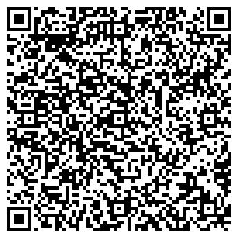 QR-код с контактной информацией организации АВАС Трейд, ООО
