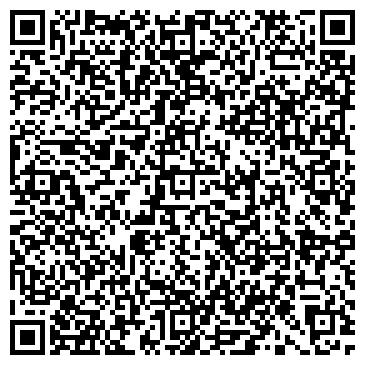 QR-код с контактной информацией организации Интерснек Украина, ООО