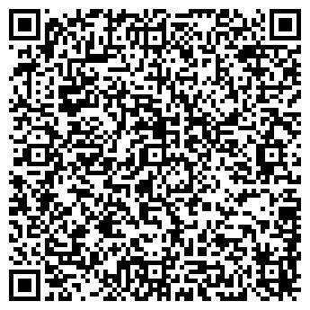 QR-код с контактной информацией организации PUSHKINO-FOREVER
