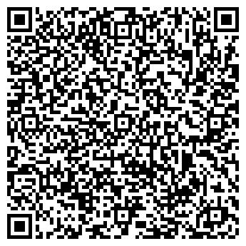 QR-код с контактной информацией организации АПК Сервис, ООО