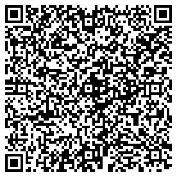 QR-код с контактной информацией организации Петров, СПД