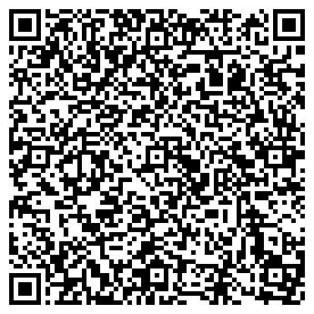 QR-код с контактной информацией организации АХК, ООО