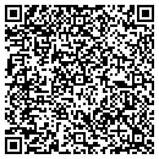QR-код с контактной информацией организации Алвин