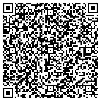 QR-код с контактной информацией организации Заря, ФХ