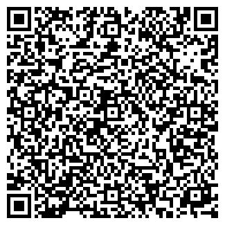 QR-код с контактной информацией организации Лаура, ИП