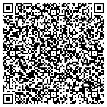QR-код с контактной информацией организации Алибек, ИП