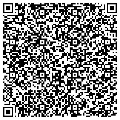QR-код с контактной информацией организации Матевосян крестьянское хозяйство, ИП
