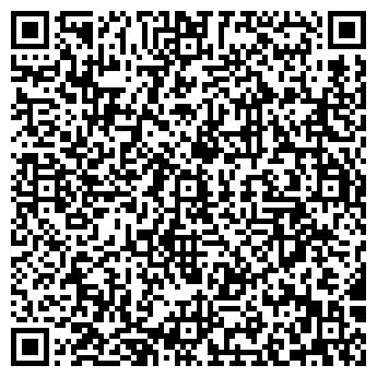QR-код с контактной информацией организации ГЛАНС-М
