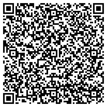 QR-код с контактной информацией организации УкрЖом, ЧП