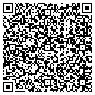 QR-код с контактной информацией организации Corp. Птенец