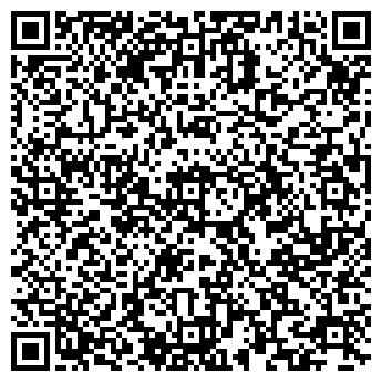 QR-код с контактной информацией организации М-САТУРН