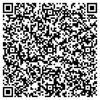 QR-код с контактной информацией организации Лес, УПП