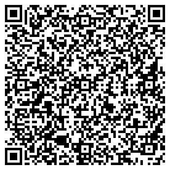QR-код с контактной информацией организации Интеркрейс, ООО