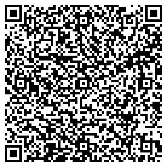 QR-код с контактной информацией организации ФАНМАСТЕР