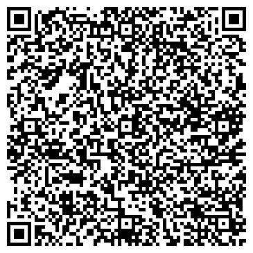 QR-код с контактной информацией организации Електровин, ЧП