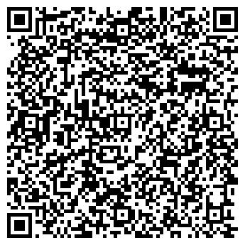 QR-код с контактной информацией организации Кудла, СПД
