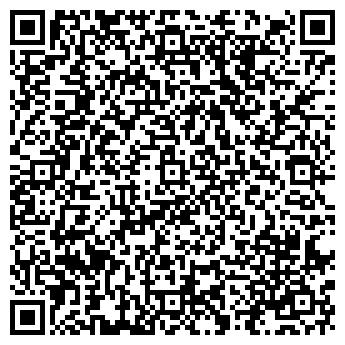 QR-код с контактной информацией организации АВТОБАРС