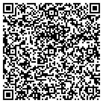 QR-код с контактной информацией организации Финстар, ООО