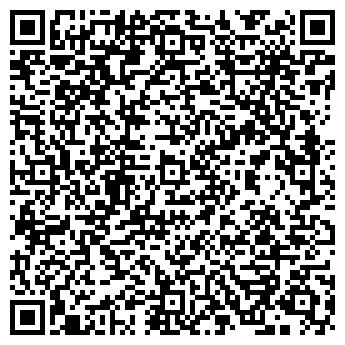 QR-код с контактной информацией организации Зеленый рай, ЧП