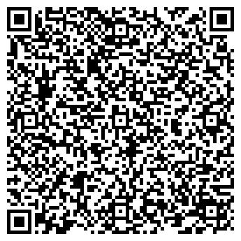 QR-код с контактной информацией организации Растим, ЧП