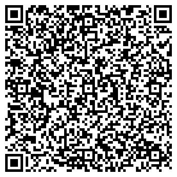QR-код с контактной информацией организации АКВАЛЮКС М