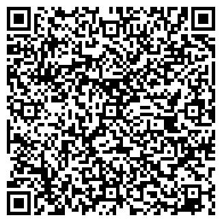 QR-код с контактной информацией организации Рейлин, ДП