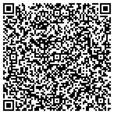 QR-код с контактной информацией организации Красивенные цветы, СПД
