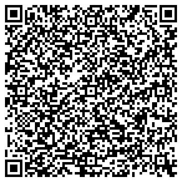 QR-код с контактной информацией организации КЛУБземляНИКА, ЧП