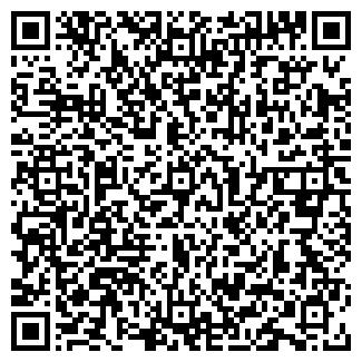 QR-код с контактной информацией организации Фиалки, ЧП