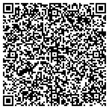QR-код с контактной информацией организации Интернет-магазин фиалок