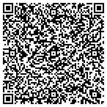 QR-код с контактной информацией организации Фиалки (сенполии), СПД