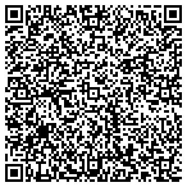 QR-код с контактной информацией организации П&П Инвест (P&P Invest)
