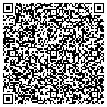 QR-код с контактной информацией организации АТК Надия ЛТД