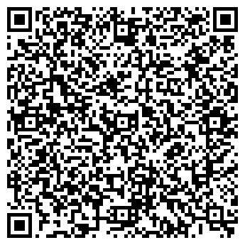 QR-код с контактной информацией организации Амбар +, ЧП