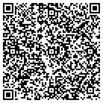 QR-код с контактной информацией организации Ангелин СПД