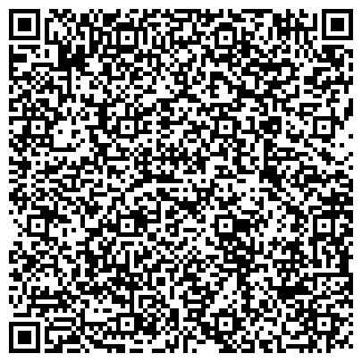 QR-код с контактной информацией организации Альфа, фермерское хозяйство, ООО