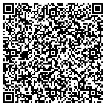 QR-код с контактной информацией организации LUSH RUSSIA