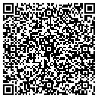 QR-код с контактной информацией организации MEGUMI