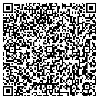 QR-код с контактной информацией организации Техфунк, ЧП
