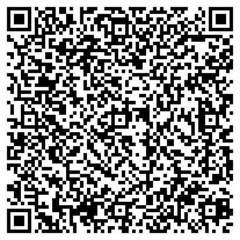 QR-код с контактной информацией организации DOUGLAS