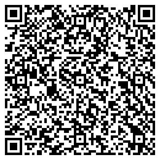QR-код с контактной информацией организации ФИНИСТ