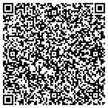 QR-код с контактной информацией организации Альфа - Д, ООО
