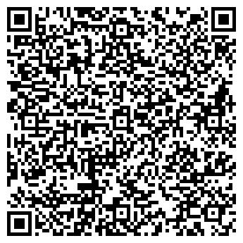 QR-код с контактной информацией организации Врожай плюс, ЧП