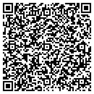 QR-код с контактной информацией организации Саввина, ЧП
