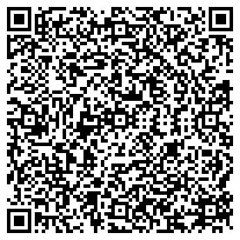QR-код с контактной информацией организации Адамс, ООО